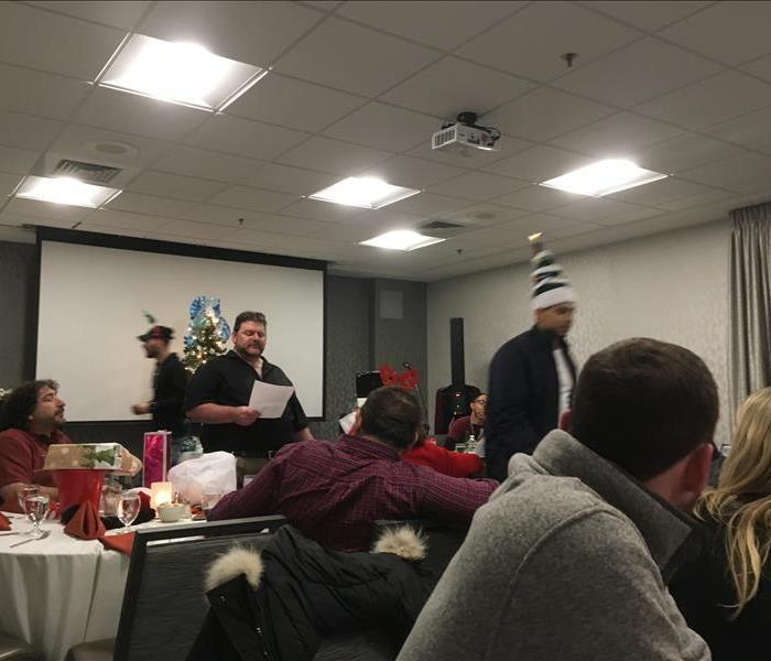 SERVPRO Company Christmas Party