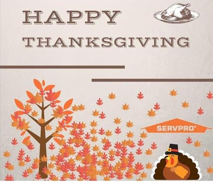 SERVPRO Thanksgiving Photo