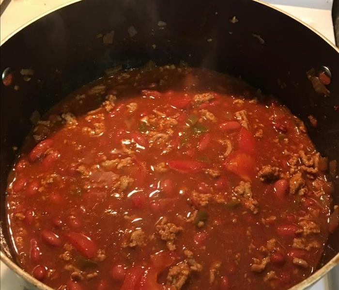 General Lisa's Recipe For The Perfect Chili