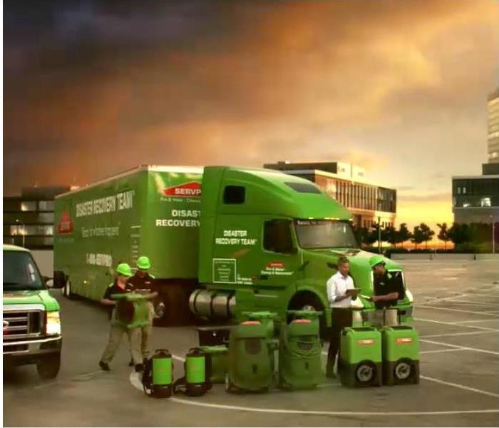Why SERVPRO Disaster Services in Bedford, Mass.