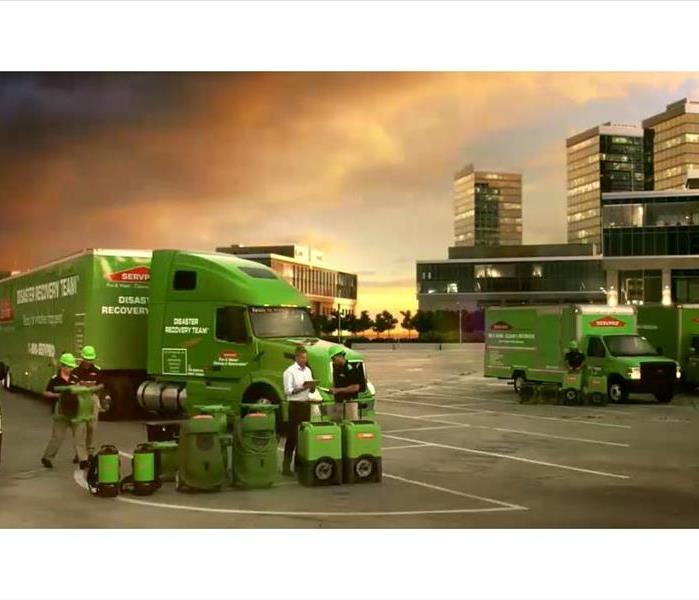 SERVPRO Employees Planning to deal with Emergencies