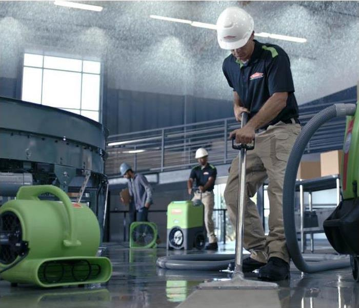 Why SERVPRO Choose SERVPRO for IICRC-Trained and -Certified Employees in Lexington, Mass.