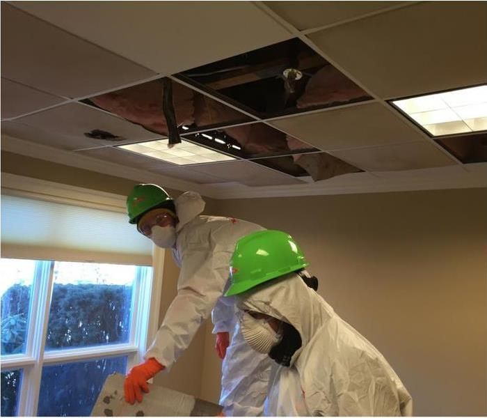 Commercial Commercial Water Damage Response